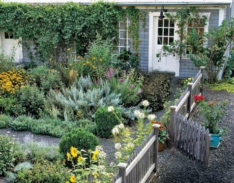 Идеи декора для вашего сада источник