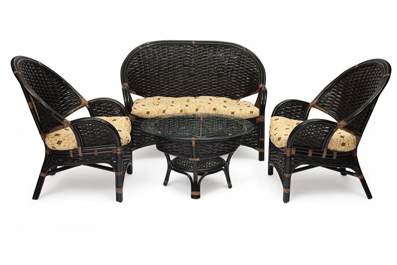 Комплект мебели «Черчилль Нью» из ротанга