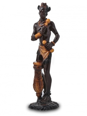 Садовая фигура-статуэтка Африканец