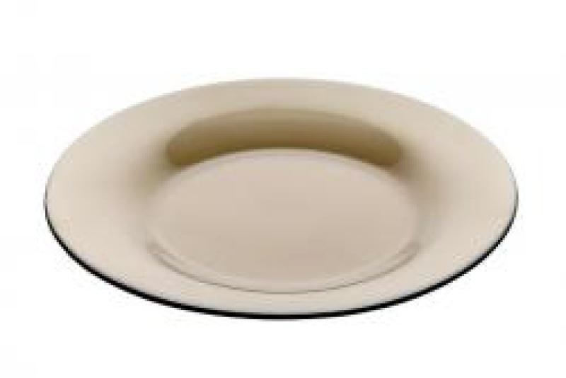 Тарелка закаленная