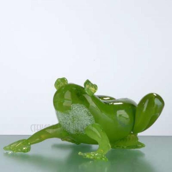 Сувенир лягушка