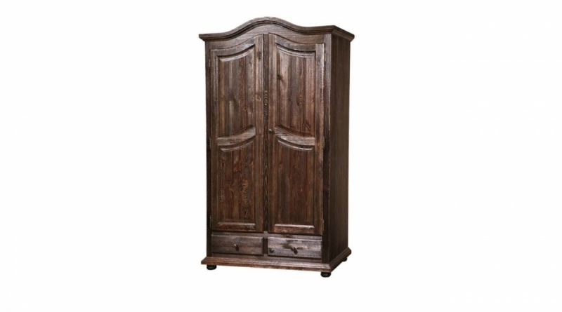 Шкаф 2-х дверный с ящиками «Лотос» БМ-2190