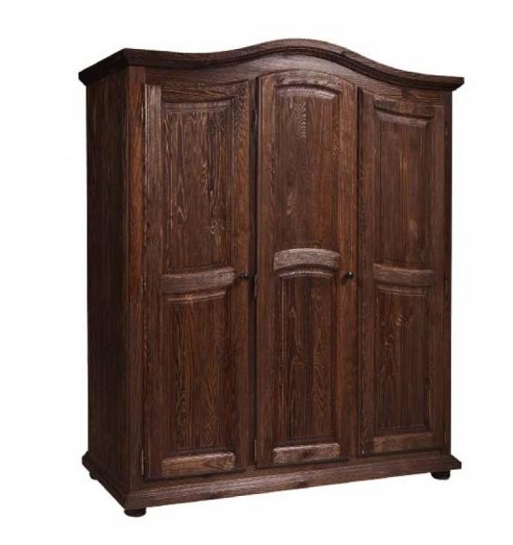 Шкаф 3-х дверный «Лотос» БМ-1092