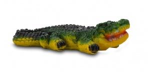Садовая фигура из гипса Крокодил (малый)