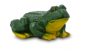 Гипсовая садовая фигурка Средняя Лягушка