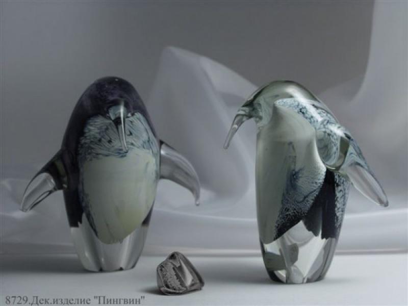 Сувенир пингвины