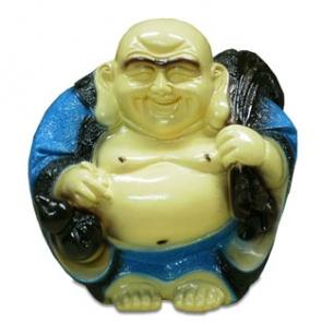 Гипсовая копилка для денег Большой Будда с мешком