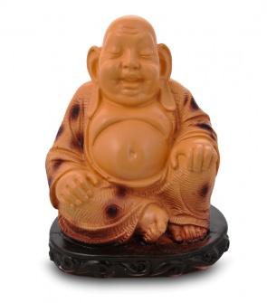 Гипсовая копилка для денег Будда пузо (средний)