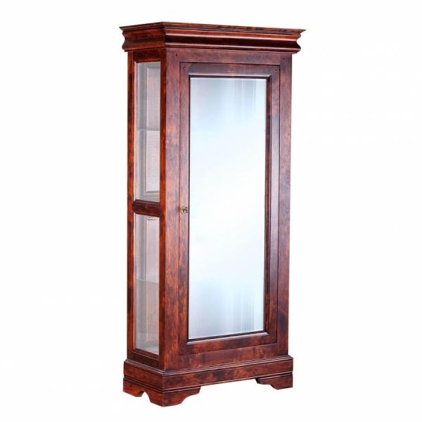 Шкаф с витриной «Луи Филипп» ОВ 28.01