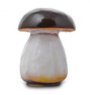 Садовая фигурка Средний белый гриб