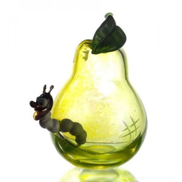 Сувенир декоративное изделие червивая груша