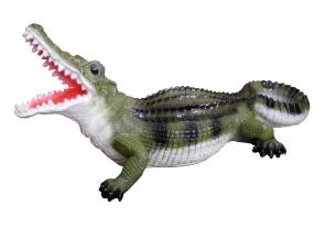 Садовая фигура из гипса Аллигатор