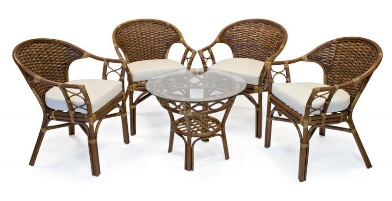 Комплект мебели Montana из ротанга