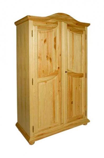 Шкаф 2-х дверный «Лотос» Б-1091