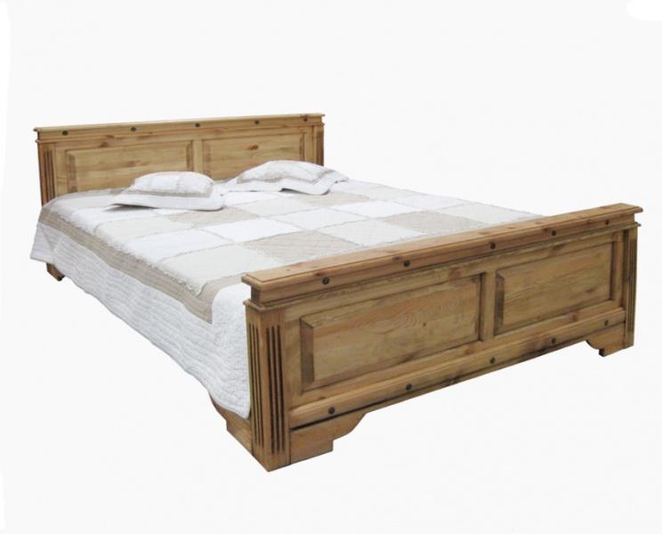Кровать двуспальная «Викинг 01» (180)