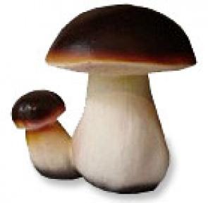 Садовая фигурка Средний двойной Гриб-боровик